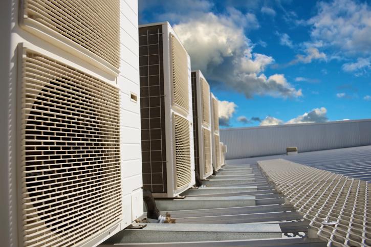 HVAC Air conditioning units